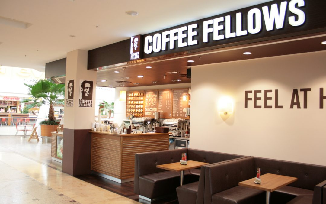 Coffee Fellows komt naar Nederland